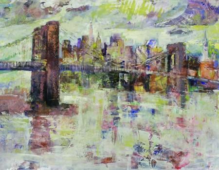 luz blanca en nueva york pintora aracely alarcon