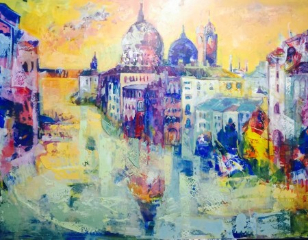 venecia 1 pintora aracely alarcon