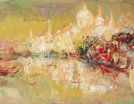 venecia pintora aracely alarcon